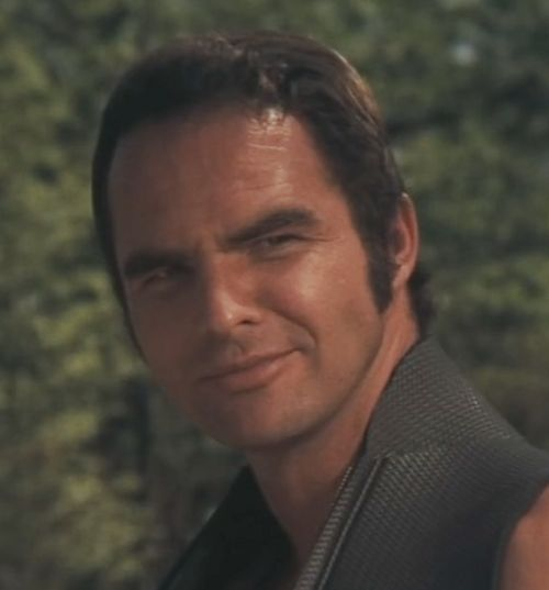 Happy 81st Birthday to Burt Reynolds.
