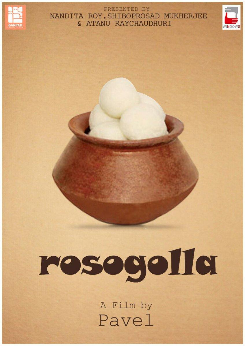 Rosogolla teaser poster