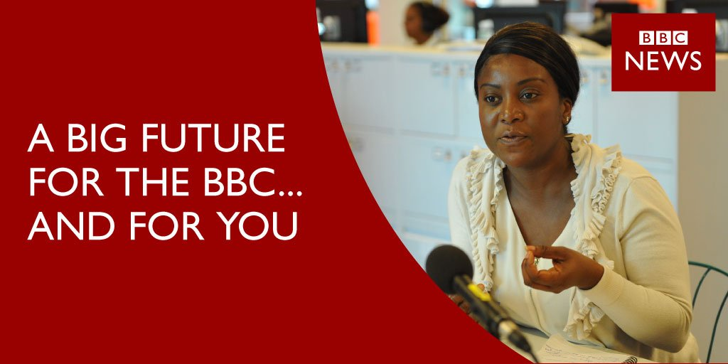 We're hiring! Apply for Broadcast Journalist #jobs in our new #Pidgin Service ✍️🏿 https://t.co/QvdSxQyjHV #Nigeria