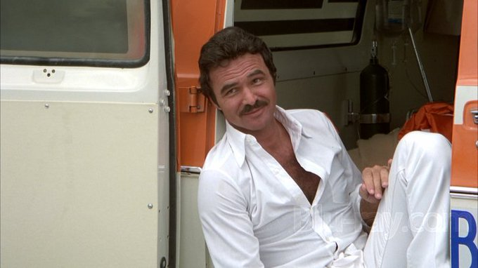 Happy Birthday to Burt Reynolds.