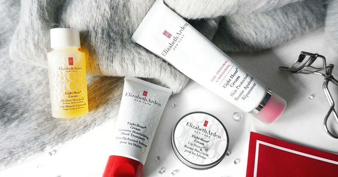 ELIZABETH ARDEN EIGHT HOUR CREAM GIFT SET REVIEW
