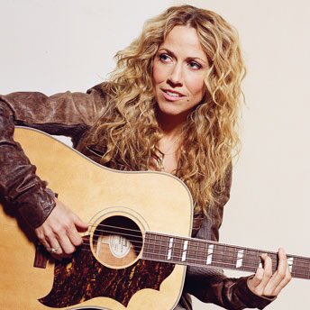 Sheryl Crow & Prince - EveryDay Is A Winding Road  Happy Birthday Sheryl Crow