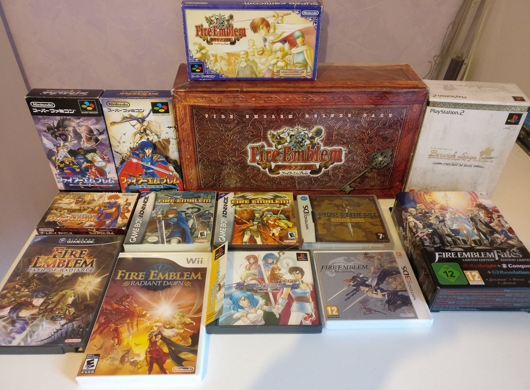 Fire Emblem Collection