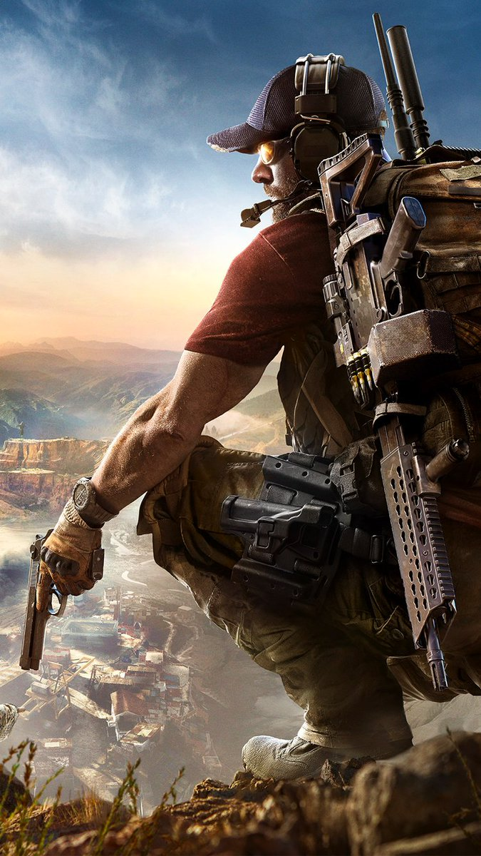The Game Informer On Twitter 4 New Wallpapers Of Ghost Recon