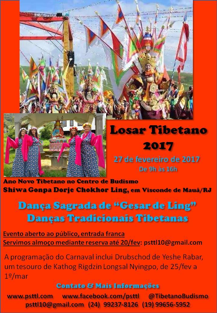 #AnoNovo #Tibetano  #Resende/RJ 27/fev Entrada Franca   Info por Zap: 24 992378126  #Tibet #LamaChimed #Brazil #Sampa #Beaga #RiodeJaneiro<br>http://pic.twitter.com/9qikqEe15b