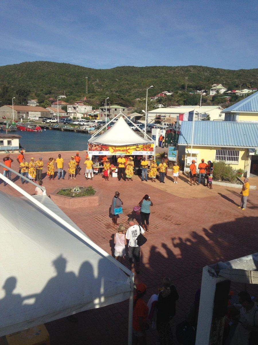 L&#39;équipe de la #CARL arrive à l&#39;instant à La Désirade ! #KannavalAKannik<br>http://pic.twitter.com/i7PdVWfSvl