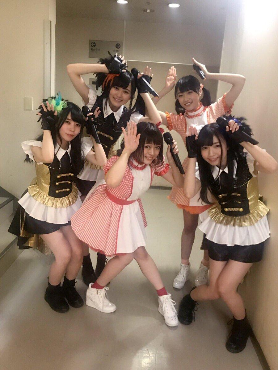 i☆Ris&WUGバレンタインライブ夜の部もありがとうっっ!💖💖  シャッフルユニットでやったご注文…