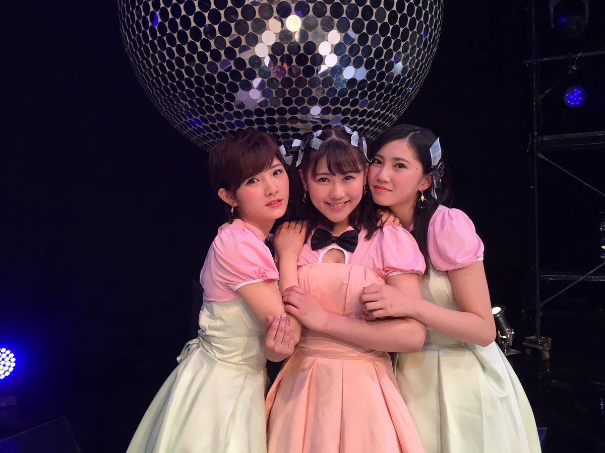 今夜23時15分〜放送!! 「清純タイアド」初披露✨✨  ぜひ見てください💕💕  #AKB48SHO…
