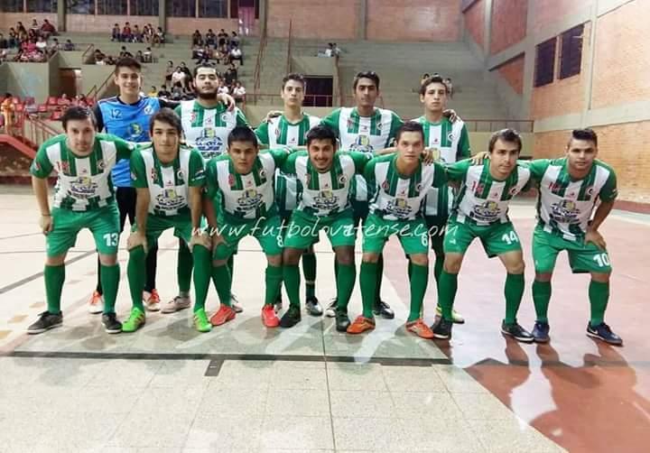 Caaguazú clasificado para el Nacional de Fútbol de Salón