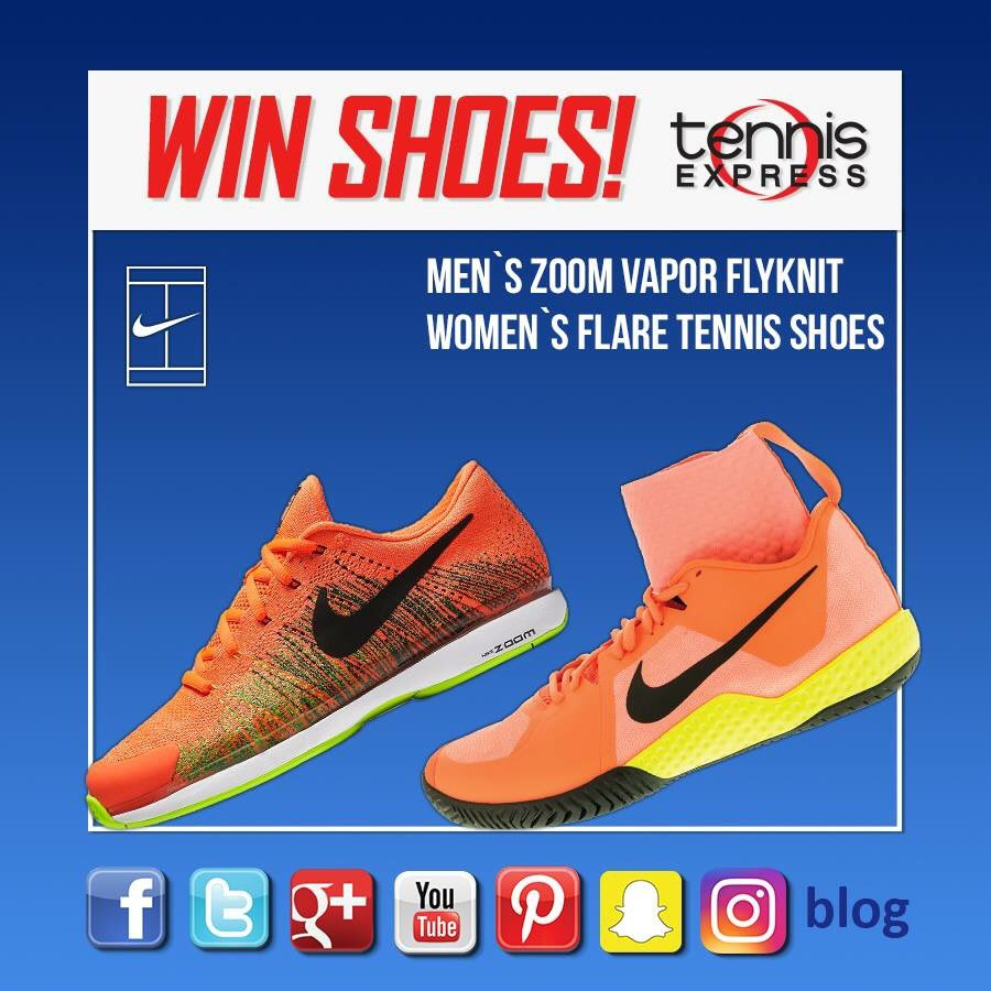 You could WIN some #nicekicks from Nike! Simply RETWEET and FOLLOW to enter! #Nike #giveaway #contest https://t.co/XmAupBSGvJ