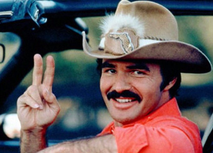 HAPPY BIRTHDAY to the one & only Mr. Burt Reynolds!!
