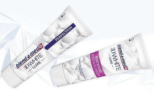 blend a med 3d white luxe отбеливающие полоски отзывы