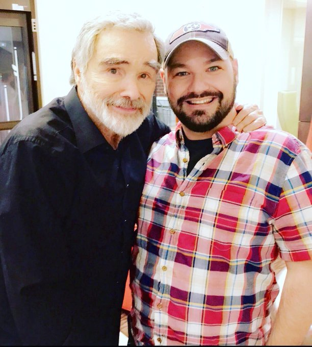 Happy Birthday Mr Burt Reynolds!