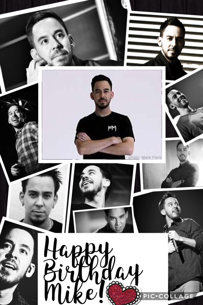 Happy Birthday Mike Shinoda, u r awesome.