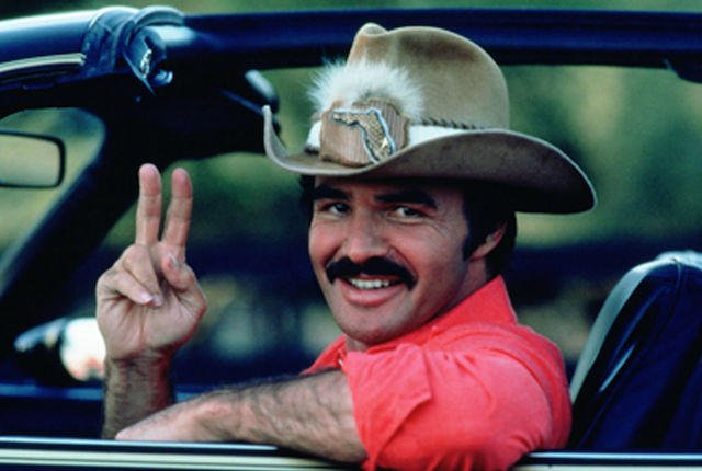 Happy birthday, Burt Reynolds!