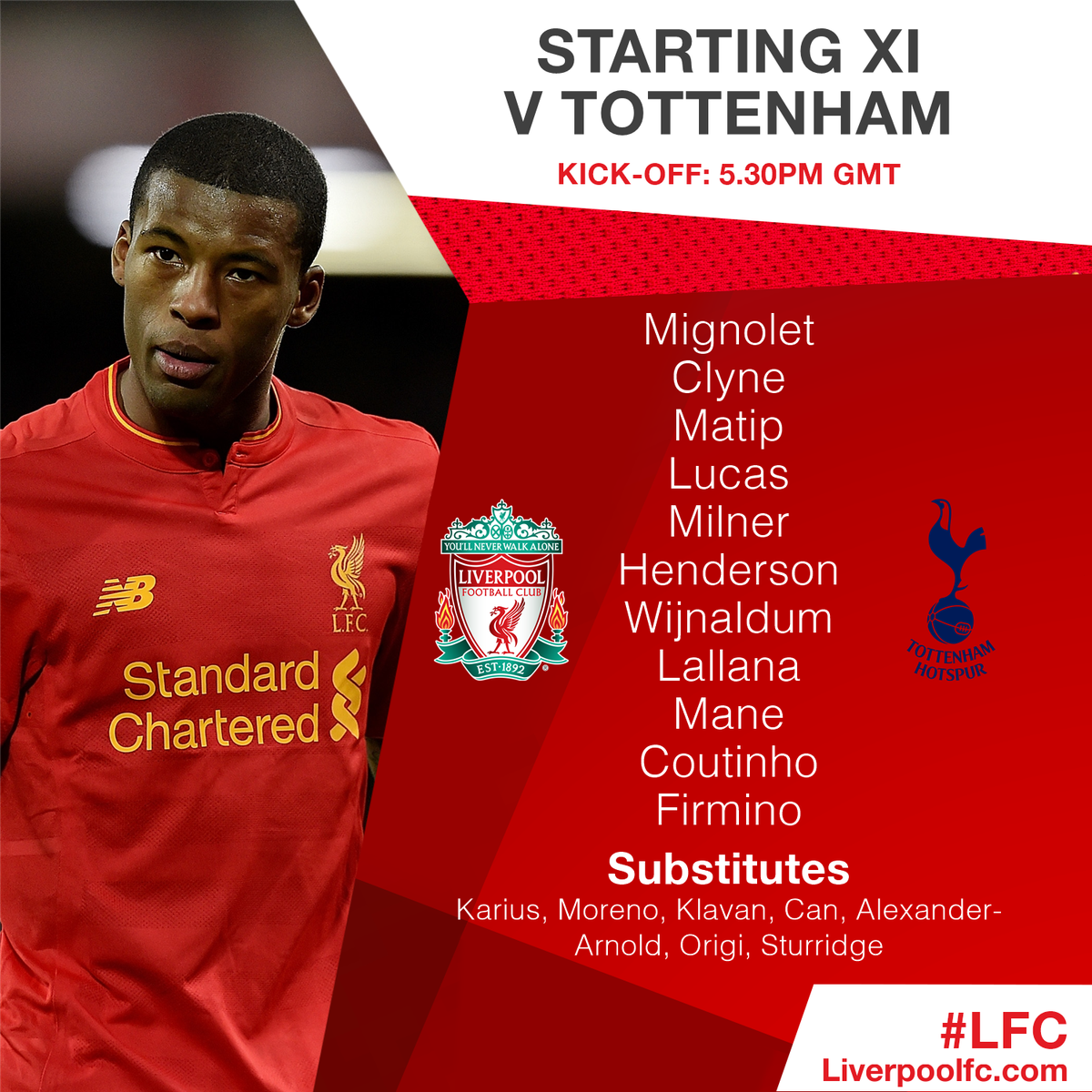 Barcelona 3 0 Liverpool In Game And Post Match Discussion: Liverpool 2-0 Tottenham Hotspur: In Game And Post Match