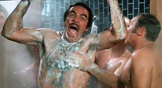 Happy Birthday, Burt Reynolds!  In Mel Brooks\ SILENT MOVIE (1976)