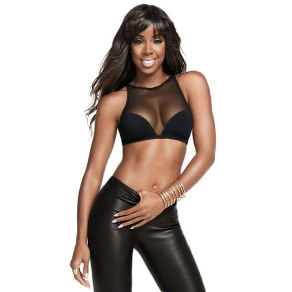 Happy Birthday to former Destiny\s Child member Kelly Rowland!