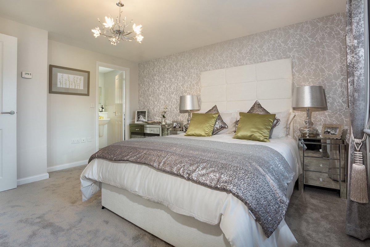 Bovis Homes On Twitter Gleaming Bedroom In The Montpellier Show Home At Hampton Lea Malpas Https T Co Ajnbzpwwsu