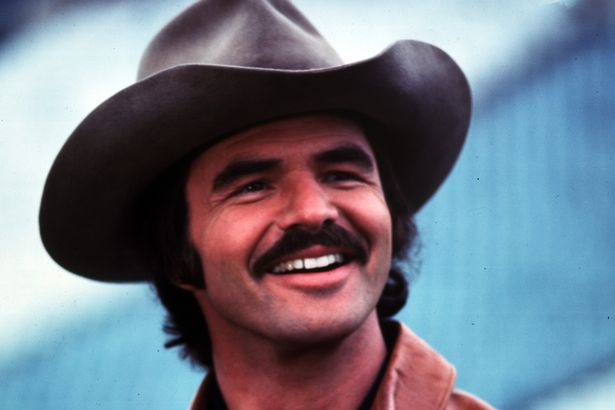 Happy birthday to you Burt Reynolds!