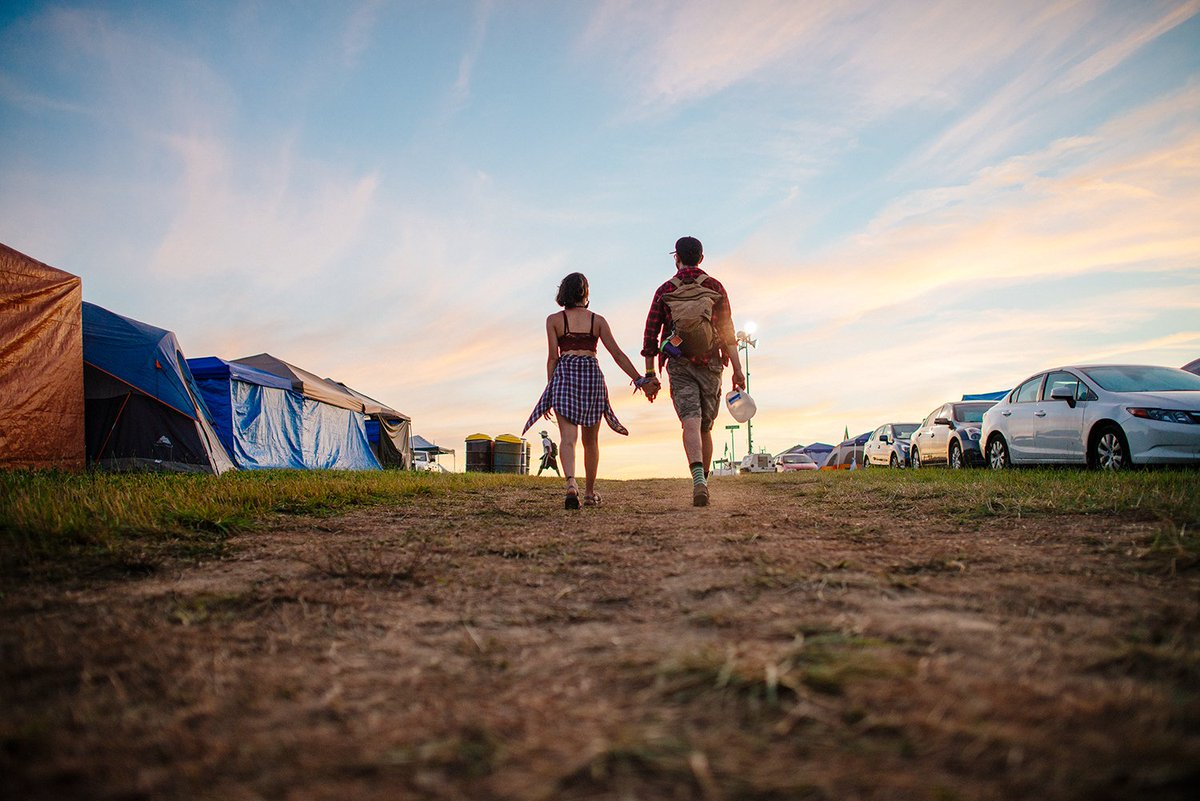 There's nothing quite like a sunset walk through the campground.  (📷:...