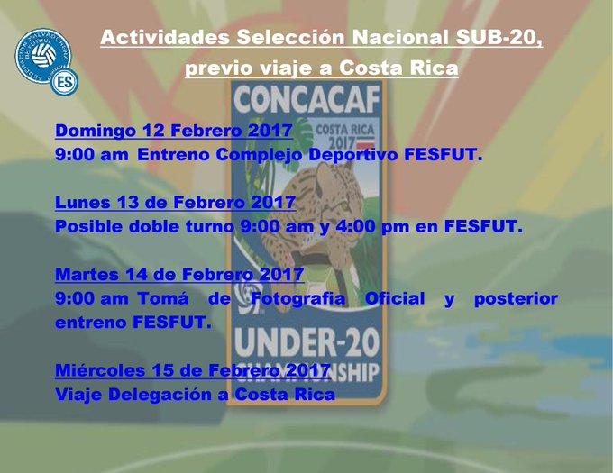 CONCACAF 2017 - Eliminatorias a Copa Mundo 2017. C4ZyxahXUAAvid4