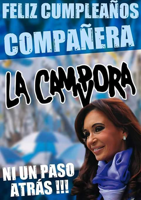 #CristinaCumple https://t.co/rDYrKtQQwP