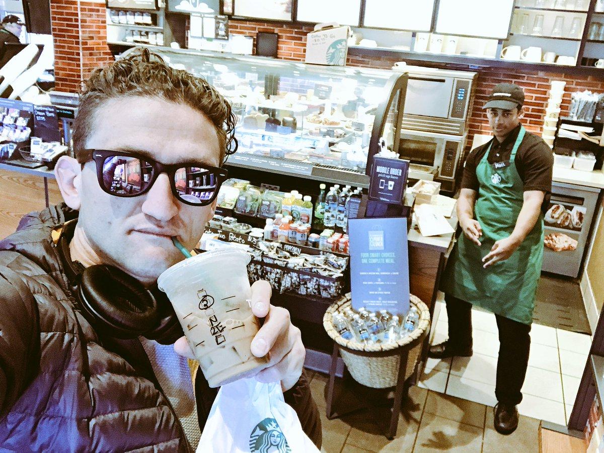 Casey Neistat On Twitter Dear Starbucks Matt Is A