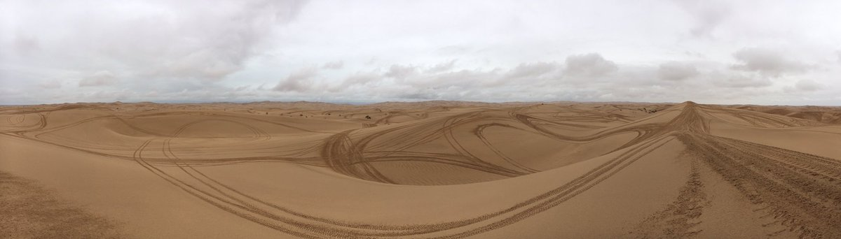 BLM California On Twitter Wet Weather Dominated The Imperial - Glamis dunes weather