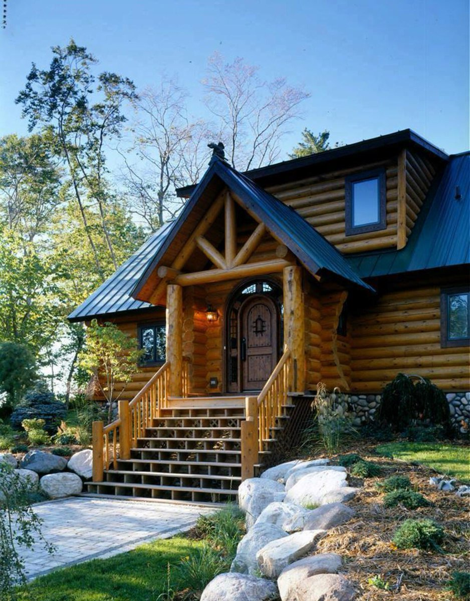 35  Schönheit beautiful country log for Beautiful Country Log Homes  66pct