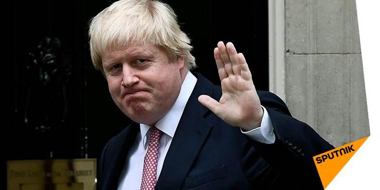 #BorisJohnson insiste sur la vente des #bombes à l'#Arabiesaoudite &gt;&gt;  http:// sptnkne.ws/d6fc  &nbsp;   #RoyaumeUni #Yémen<br>http://pic.twitter.com/cS57eVAuTC