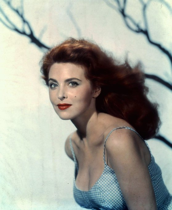 Happy birthday Tina Louise, 83 today: God\s Little Acre, The Trap; busier in TV - Gilligan\s Island