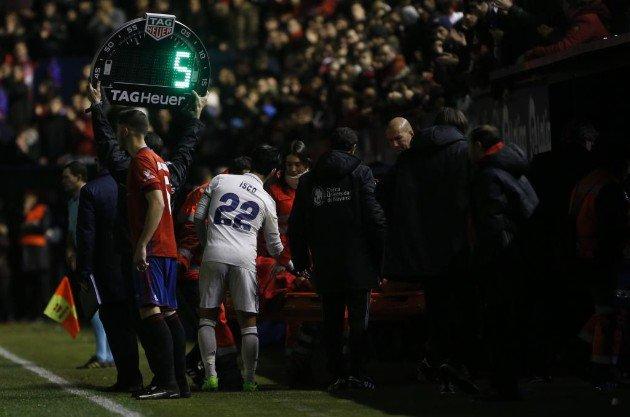 Защитник Осасуны сломал большую и малую берцовые кости в матче с Реалом - изображение 2