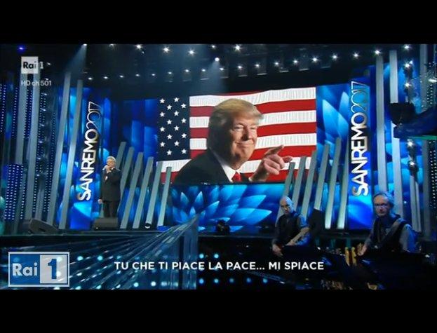 #sanremo2017 #zucchero #prise #trump<br>http://pic.twitter.com/B5TSZI8PbE