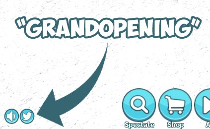 Cracky4 On Twitter Enter Code Grandopening For A Free Chest As A