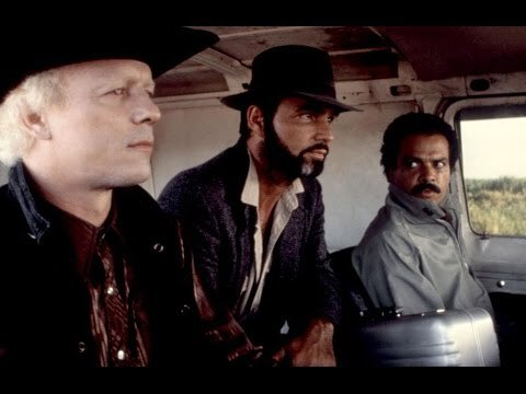 Happy Birthday Burt Reynolds. Seen here in Stick (1985) with José Pérez & the late, great Dar Robinson