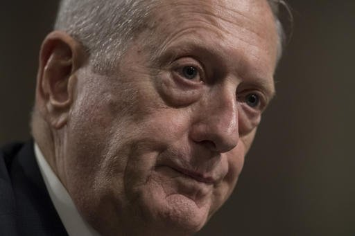 Mattis visits Brussels, will travel to Germany next week to talk Afghanistan and ISIS fights