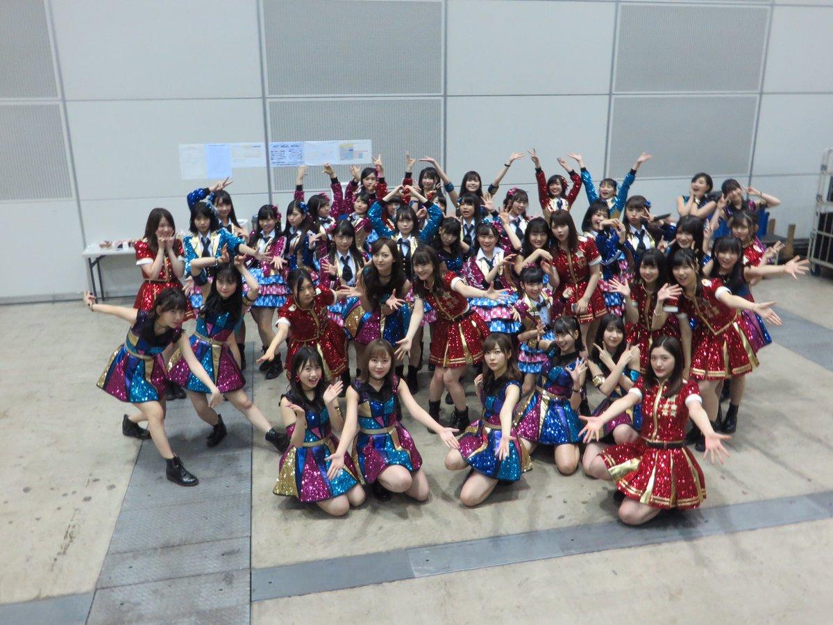 HKT48・8thシングル「最高かよ」全国握手会@幕張メッセ  多田愛佳の10年間は最高かよ! &q…