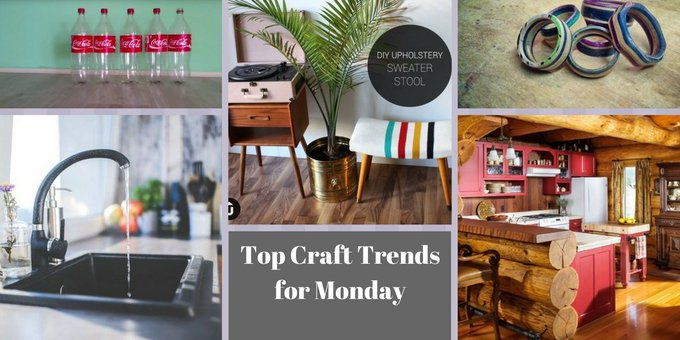 Top Trending Crafts for Monday #crafts #DIY