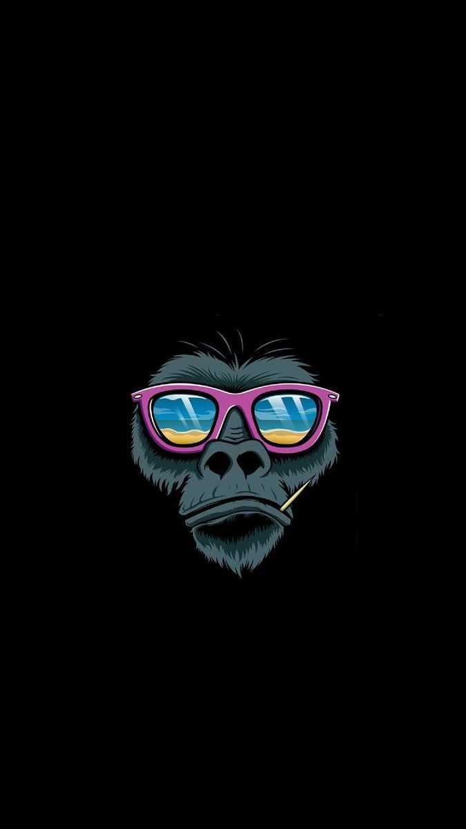 Wallpaper iphone monkey -  Wallpaper On Twitter _ Wallpaper Background05 Iphone Monkey Https T Co Dye7ksxeg8