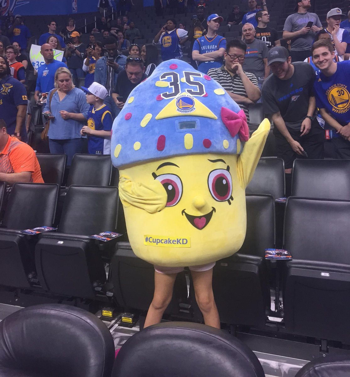 👀 Spotted in OKC.