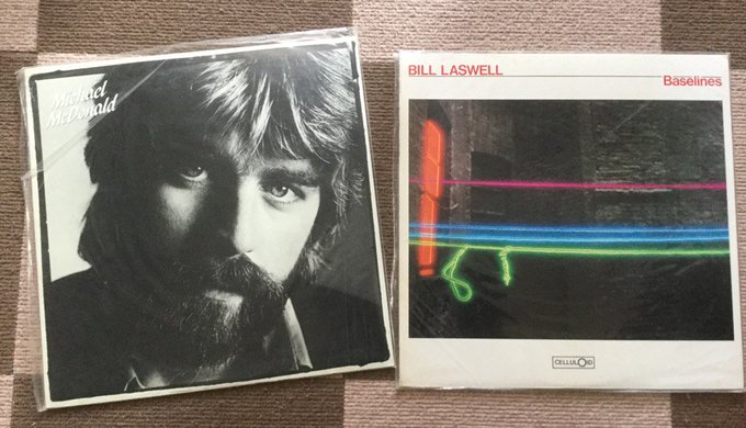 2/12   happy birthday. Michael McDonald & BILL LASWELL & Steve Hackett & Ray Manzarek &