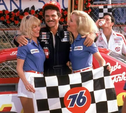 Wishing a happy birthday to Burt Reynolds