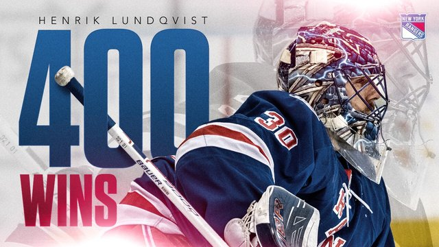 Espn Stats Info On Twitter Henrik Lundqvist Becomes The Fastest