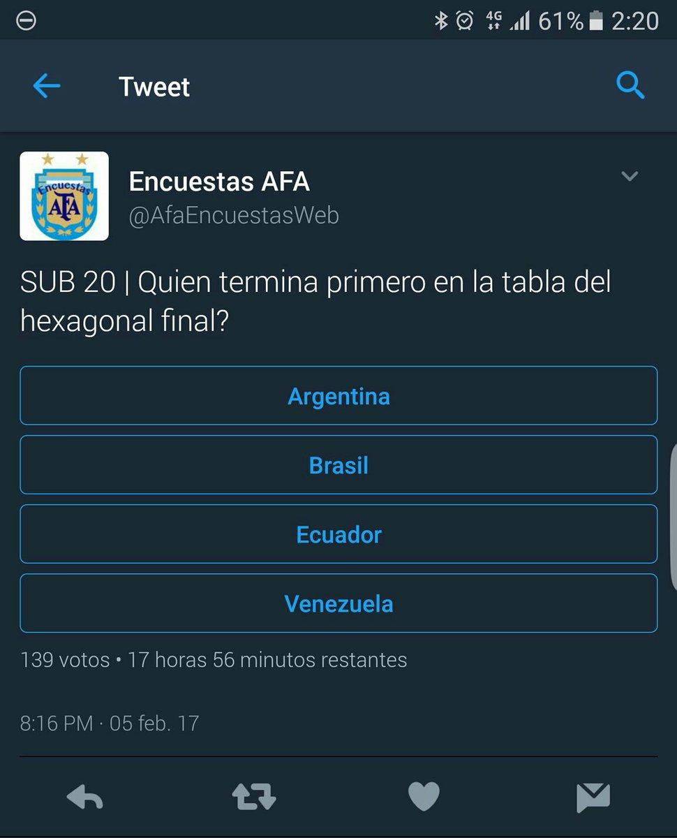 Uruguay nomaaaa!   Abrazo grande @AfaEncuestasWeb https://t.co/eusw9FZRad