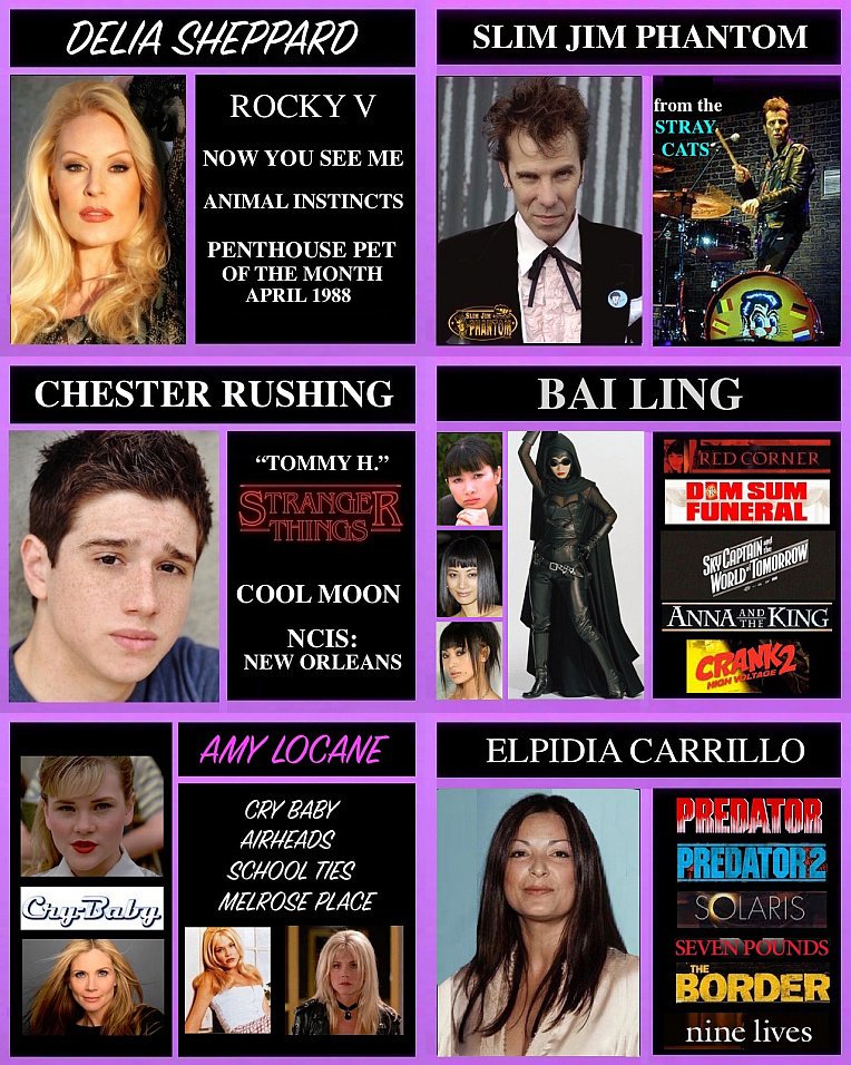 Come visit us at @ChillerTheatre Apr 21-23.  http://www. chillertheatre.com  &nbsp;  . #elpidiacarrillo #amylocane #bailing #deliasheppard #chesterrushing <br>http://pic.twitter.com/VY3GnOX5w9