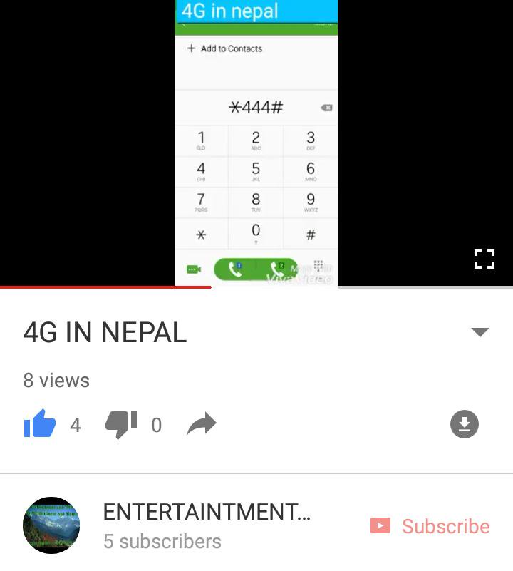 nepaltelecome hashtag on Twitter