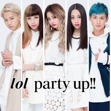 明日2/13(月)23:45-[配信限定シングル] party up!! ダウンロードスタートのカウ…