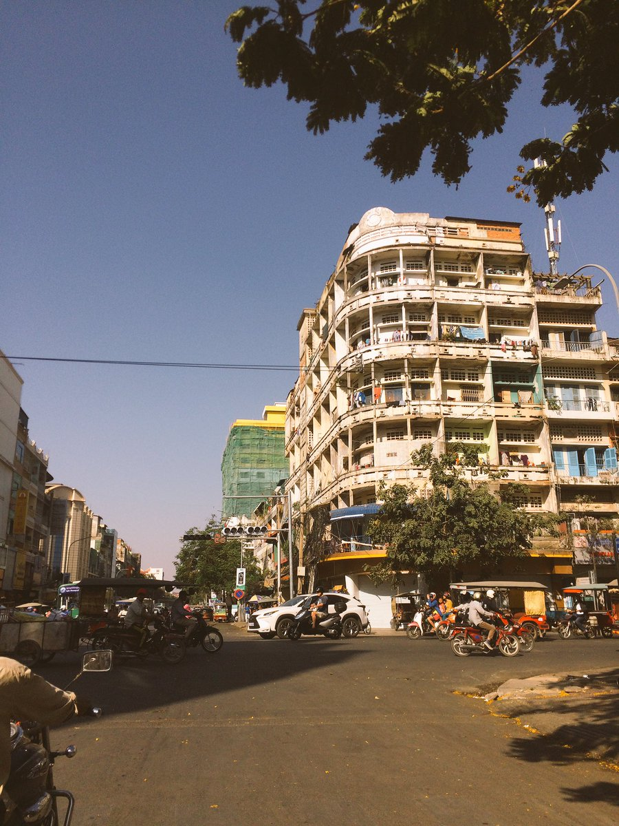 The ordinary of #PhnomPenh, the charming city of #Cambodia https://t.co/HYgKojKK1d