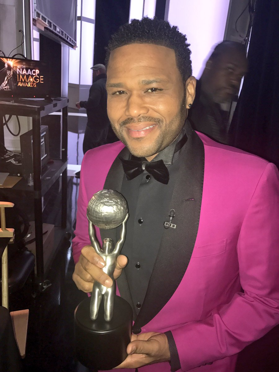 Its an honor! Thank you #ImageAwards what a great night, congrats to m...